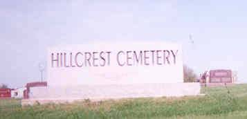 HILLCREST, CEMETERY - Appanoose County, Iowa | CEMETERY HILLCREST