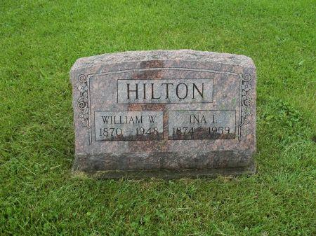 HILTON, INA I. - Appanoose County, Iowa | INA I. HILTON