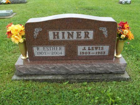 HINER, J. LEWIS - Appanoose County, Iowa | J. LEWIS HINER