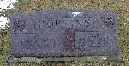 GARNER HOPKINS, GRACE - Appanoose County, Iowa | GRACE GARNER HOPKINS