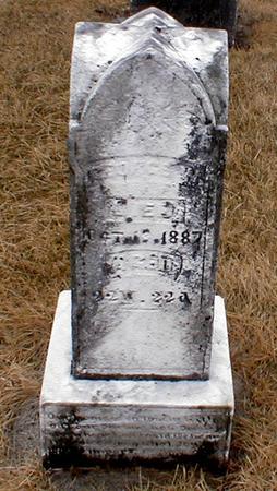 HOPKINS, GEORGE - Appanoose County, Iowa | GEORGE HOPKINS