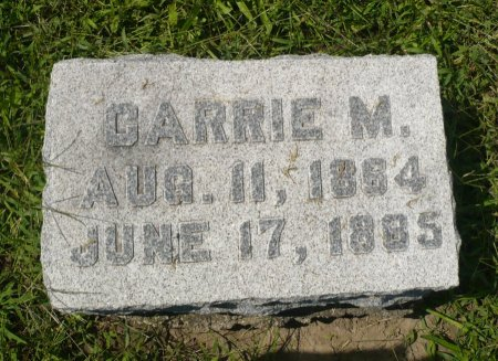 HOULETTE, CARRIE M. - Appanoose County, Iowa | CARRIE M. HOULETTE