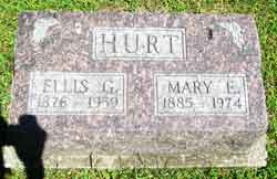 HURT, ELLIS G. - Appanoose County, Iowa | ELLIS G. HURT