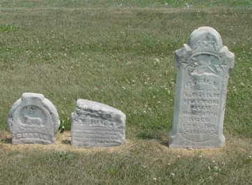 HUTTON, CHILDREN - Appanoose County, Iowa   CHILDREN HUTTON