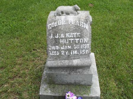 HUTTON, GOLDIE FEARN - Appanoose County, Iowa | GOLDIE FEARN HUTTON