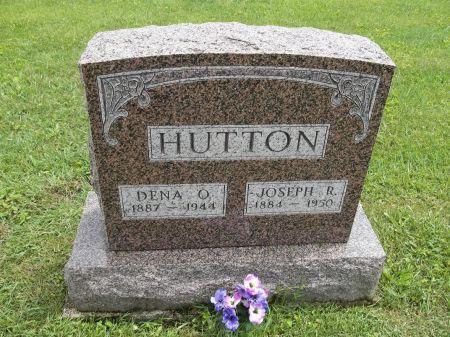 HUTTON, DENA O. - Appanoose County, Iowa   DENA O. HUTTON