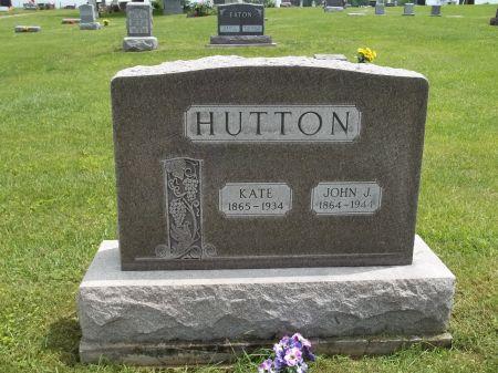 HUTTON, KATE - Appanoose County, Iowa | KATE HUTTON