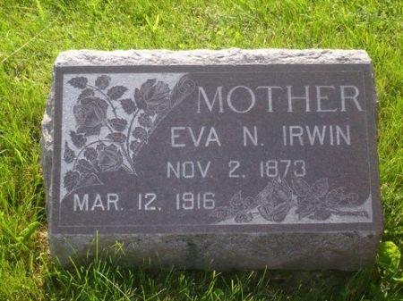 IRWIN, EVA N. - Appanoose County, Iowa | EVA N. IRWIN