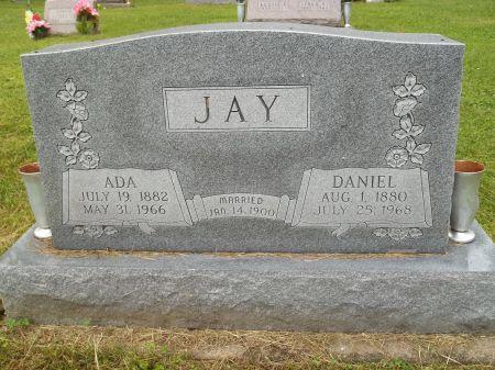 JAY, ADA - Appanoose County, Iowa   ADA JAY