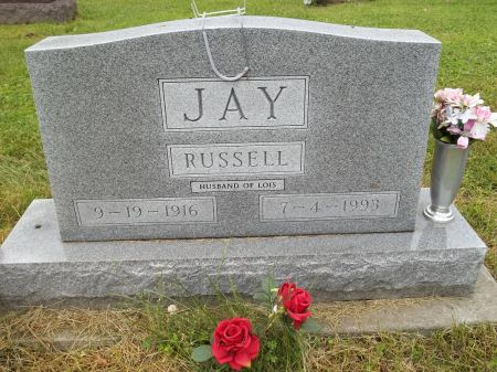 JAY, RUSSELL - Appanoose County, Iowa | RUSSELL JAY