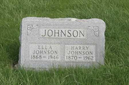 JOHNSON, HARRY - Appanoose County, Iowa | HARRY JOHNSON