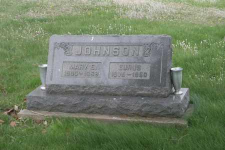 JOHNSON, MARY E. - Appanoose County, Iowa | MARY E. JOHNSON
