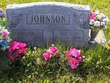 JOHNSON, OLEN GRANT - Appanoose County, Iowa | OLEN GRANT JOHNSON