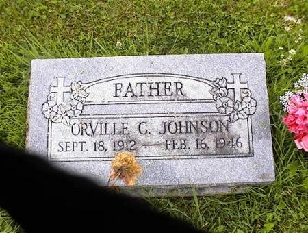 JOHNSON, ORVILLE C. - Appanoose County, Iowa | ORVILLE C. JOHNSON