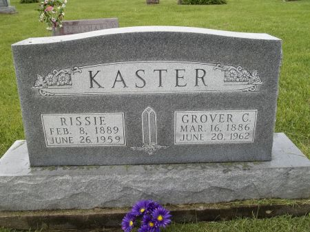 KASTER, GROVER C. - Appanoose County, Iowa | GROVER C. KASTER
