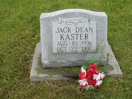 KASTER, JACK DEAN - Appanoose County, Iowa   JACK DEAN KASTER