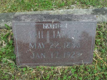 KELLY, WILLIAM R. - Appanoose County, Iowa | WILLIAM R. KELLY