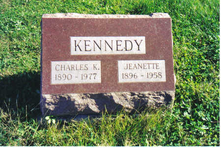 GOTT KENNEDY, JEANETTE - Appanoose County, Iowa | JEANETTE GOTT KENNEDY