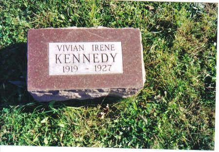 KENNEDY, VIVIAN IRENE - Appanoose County, Iowa   VIVIAN IRENE KENNEDY