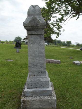 KESTROMEC, FRANK - Appanoose County, Iowa | FRANK KESTROMEC