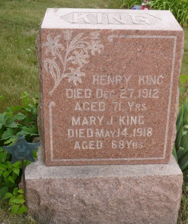 KING, HENRY - Appanoose County, Iowa | HENRY KING