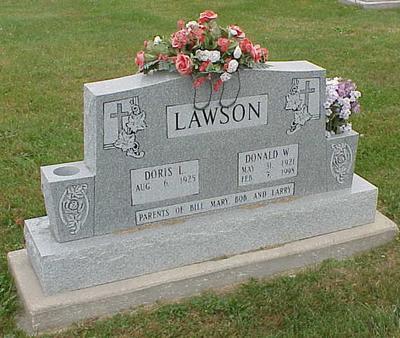 LAWSON, DORIS L. - Appanoose County, Iowa | DORIS L. LAWSON