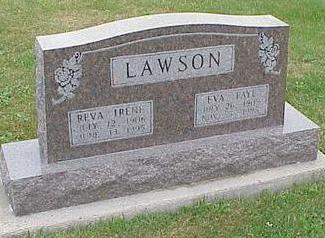 LAWSON, REVA IRENE - Appanoose County, Iowa | REVA IRENE LAWSON