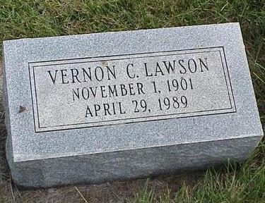 LAWSON, VERNON CLARE - Appanoose County, Iowa | VERNON CLARE LAWSON