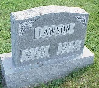 LAWSON, WILLIAM JOSIRE - Appanoose County, Iowa | WILLIAM JOSIRE LAWSON