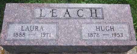 LEACH, LAURA - Appanoose County, Iowa | LAURA LEACH