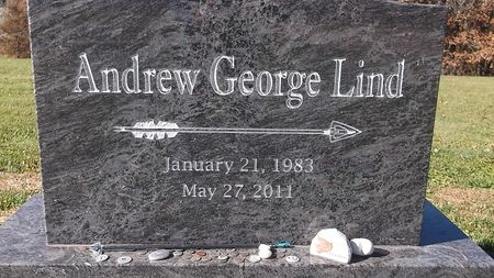 LIND, ANDREW GEORGE - Appanoose County, Iowa | ANDREW GEORGE LIND
