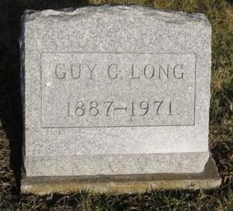 LONG, GUY C. - Appanoose County, Iowa | GUY C. LONG