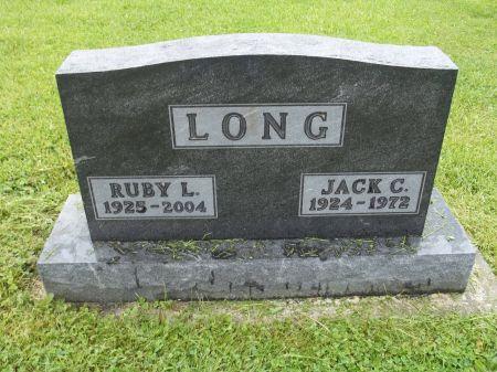 LONG, RUBY L. - Appanoose County, Iowa   RUBY L. LONG