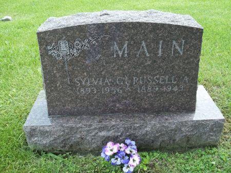 MAIN, SYLVIA C. - Appanoose County, Iowa | SYLVIA C. MAIN