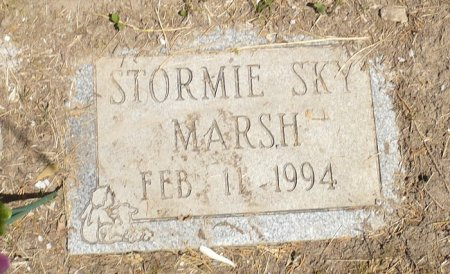 MARSH, STORMIE SKY - Appanoose County, Iowa | STORMIE SKY MARSH