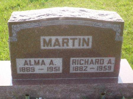 MARTIN, ALMA A. - Appanoose County, Iowa | ALMA A. MARTIN