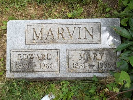 MARVIN, EDWARD - Appanoose County, Iowa   EDWARD MARVIN
