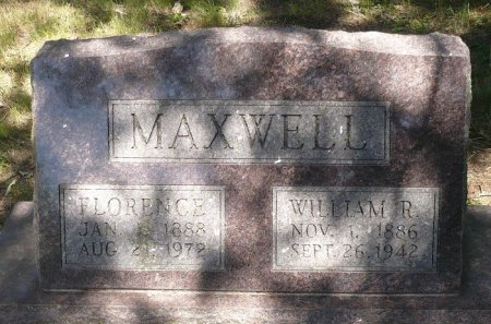 MAXWELL, FLORENCE - Appanoose County, Iowa | FLORENCE MAXWELL