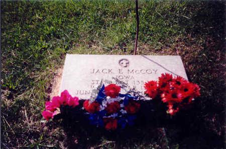 MCCOY, JACK - Appanoose County, Iowa | JACK MCCOY