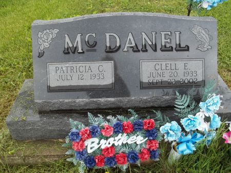 MCDANEL, PATRICIA C. - Appanoose County, Iowa   PATRICIA C. MCDANEL