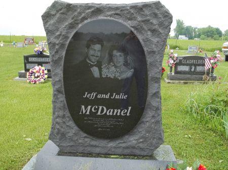 MCDANEL, JULIE - Appanoose County, Iowa | JULIE MCDANEL