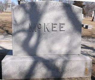 MCKEE, FAMILY - Appanoose County, Iowa | FAMILY MCKEE