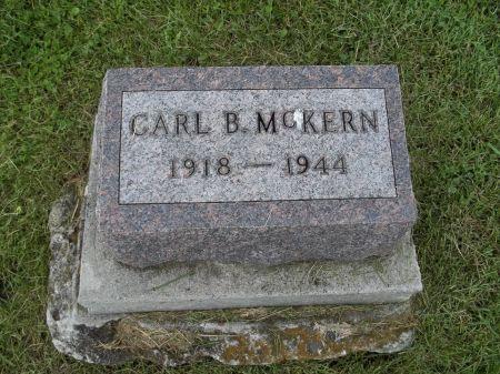 MCKERN, CARL B. - Appanoose County, Iowa | CARL B. MCKERN