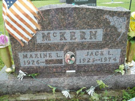 MCKERN, JACK L. - Appanoose County, Iowa | JACK L. MCKERN