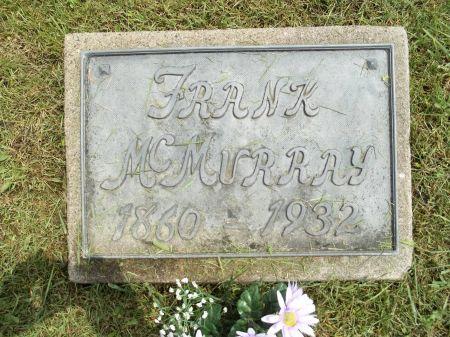 MCMURRAY, FRANK - Appanoose County, Iowa | FRANK MCMURRAY