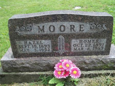MOORE, HOMER - Appanoose County, Iowa | HOMER MOORE