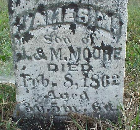 MOORE, JAMES M. - Appanoose County, Iowa | JAMES M. MOORE