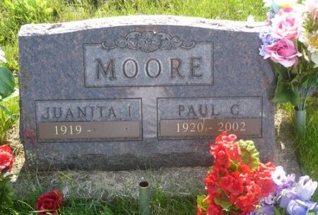 MOORE, PAUL C. - Appanoose County, Iowa | PAUL C. MOORE