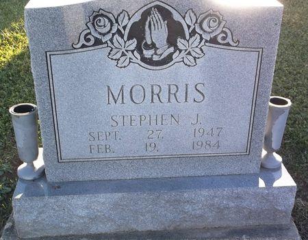 MORRIS, STEPHEN J. - Appanoose County, Iowa   STEPHEN J. MORRIS