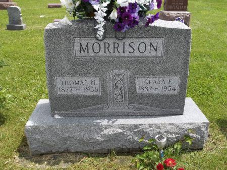MORRISON, THOMAS N. - Appanoose County, Iowa | THOMAS N. MORRISON